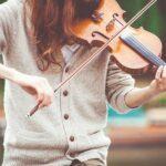 Beneficios para los niños que aprenden instrumentos de cuerda