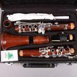 Clarinete Madera