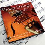 Cuerdas para Violin