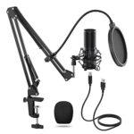 Tonor Usb Microfono de Condensador