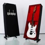 Guitarras Miniatura Iron Maiden